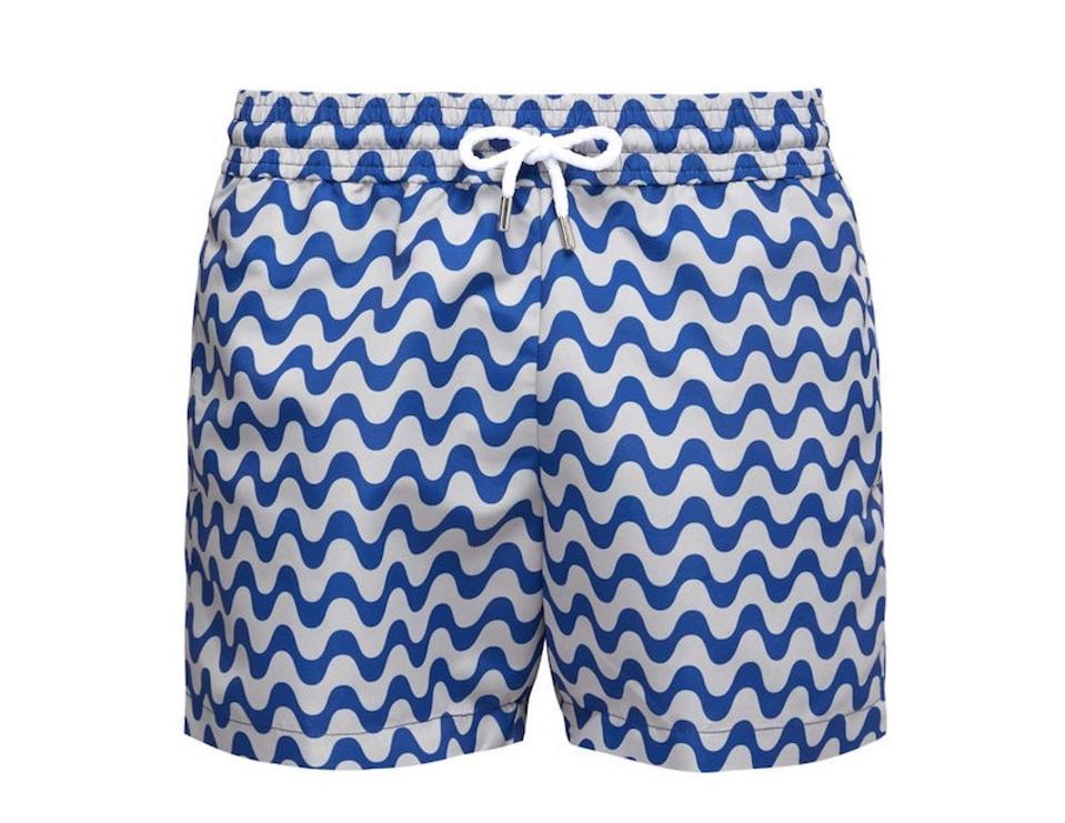 Frescobol Carioca Copacobana swim trunks_Best Swim Trunks for Men