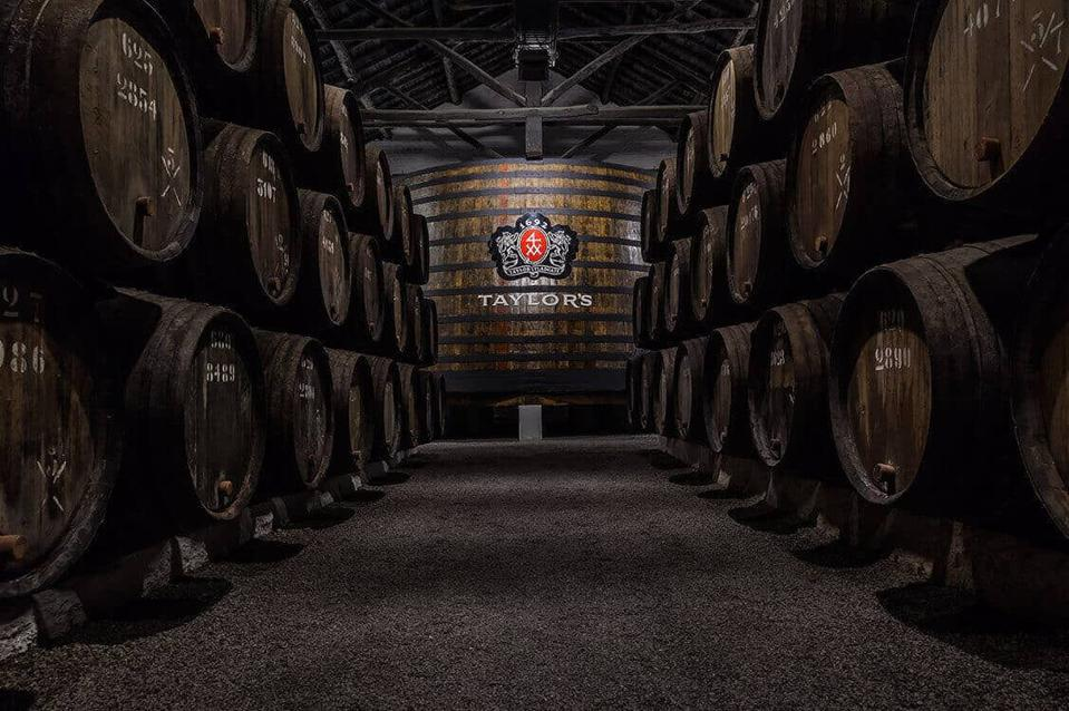 Taylor Fladgate invites you to an exciting and informative tour of its famous cellars at Vila Nova de Gaia