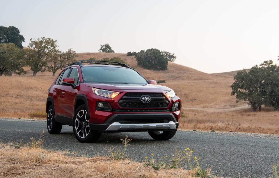 2019 Toyota RAV4 AWD Adventure Test Drive And Review: All