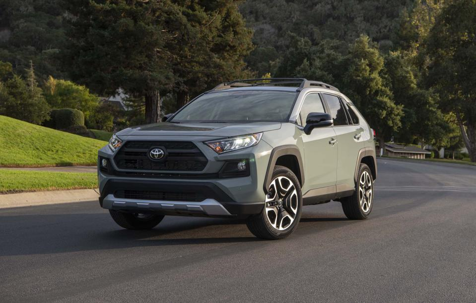 2019 Toyota Rav4 Awd Adventure Test Drive And Review All