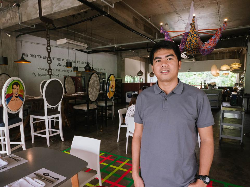 Marvin Espina went from making $3 an hour as a freelance call center agent to grossing $300,000 a month as a small business entrepreneur.