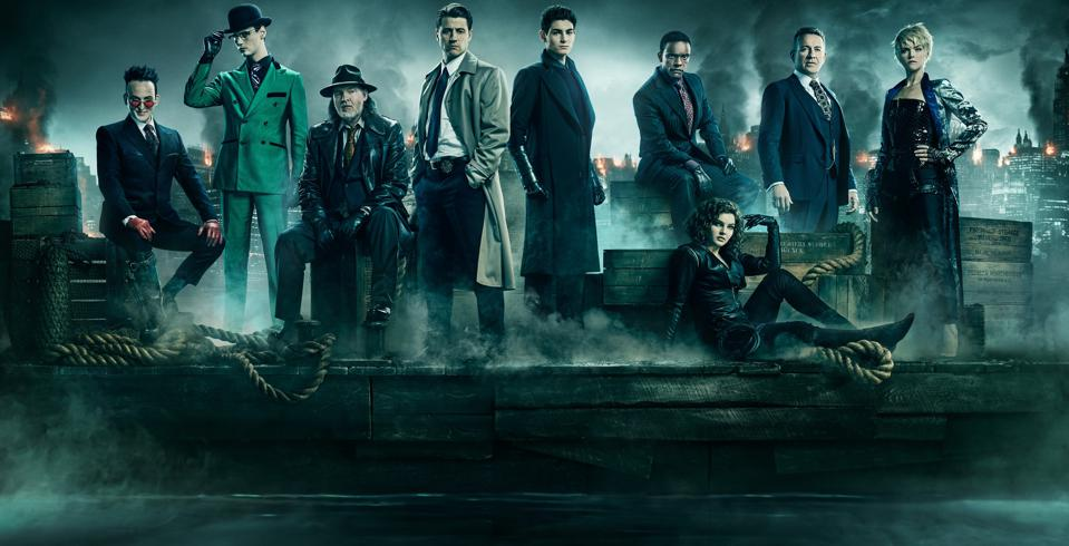 Blu-ray Review: Why 'Gotham' Might Be The Best Live-Action Batman Adaptation