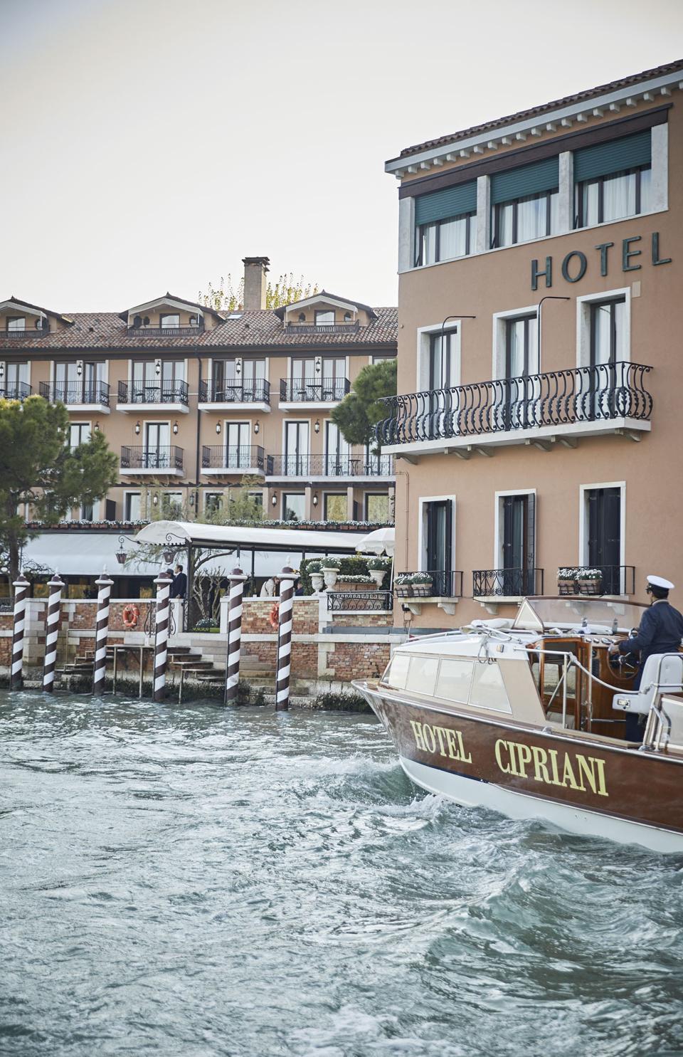 Cipriani private launch