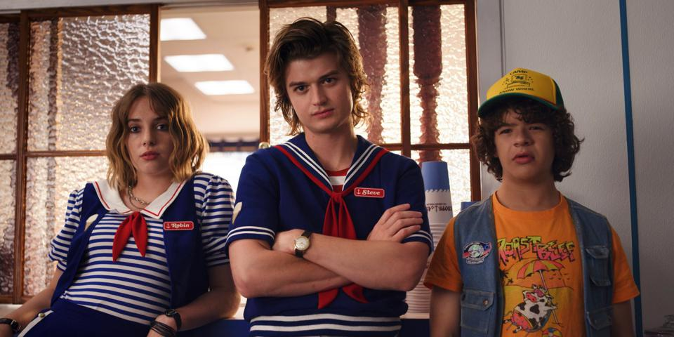 Stranger Things' Season 3 Just Broke A Huge Netflix Record