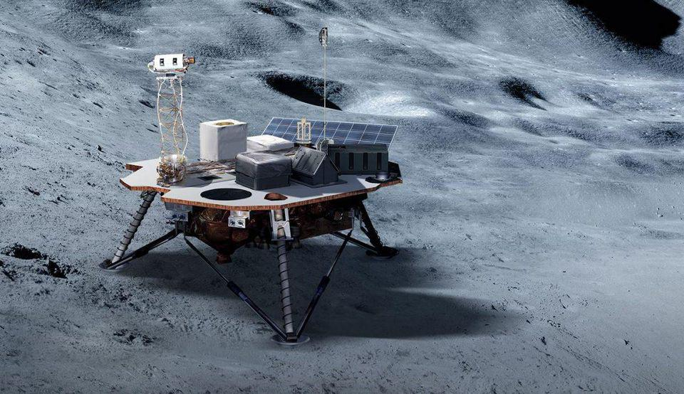Firefly Aerospace is one of several companies tasked by NASA to send landers to the moon's surface.