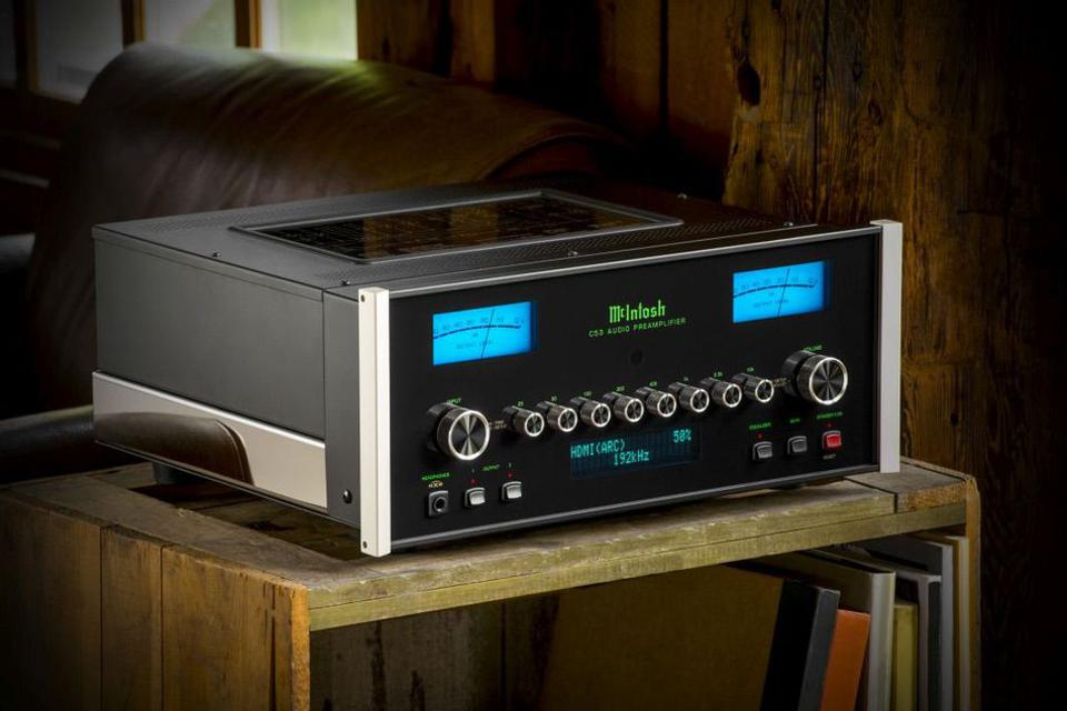 McIntosh Unveils Its New Preamplifier With Upgradable DAC Module ...
