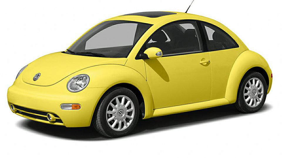 The New Beetle re-ignited interest in the VW brand in the U.S.