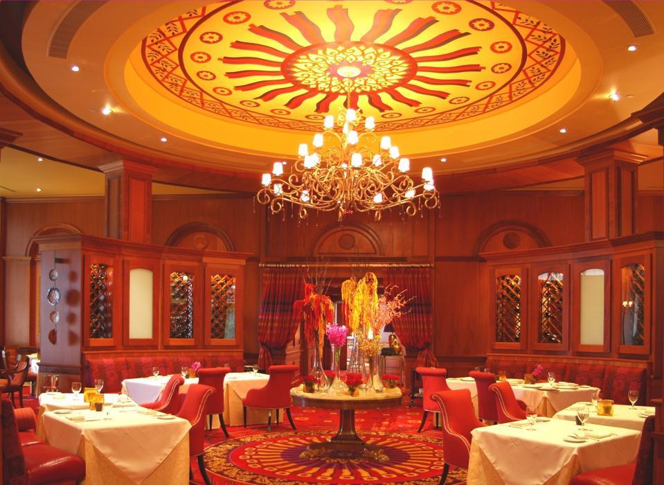 Lautrec restaurant at Nemacolin Woodlands Resort.