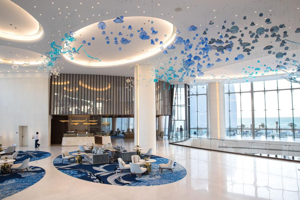 Jumeirah At Saadiyat Island Resort: Abu Dhabi's New Beach Getaway