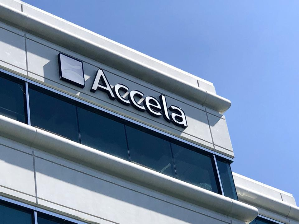 Accela San Ramon Offices