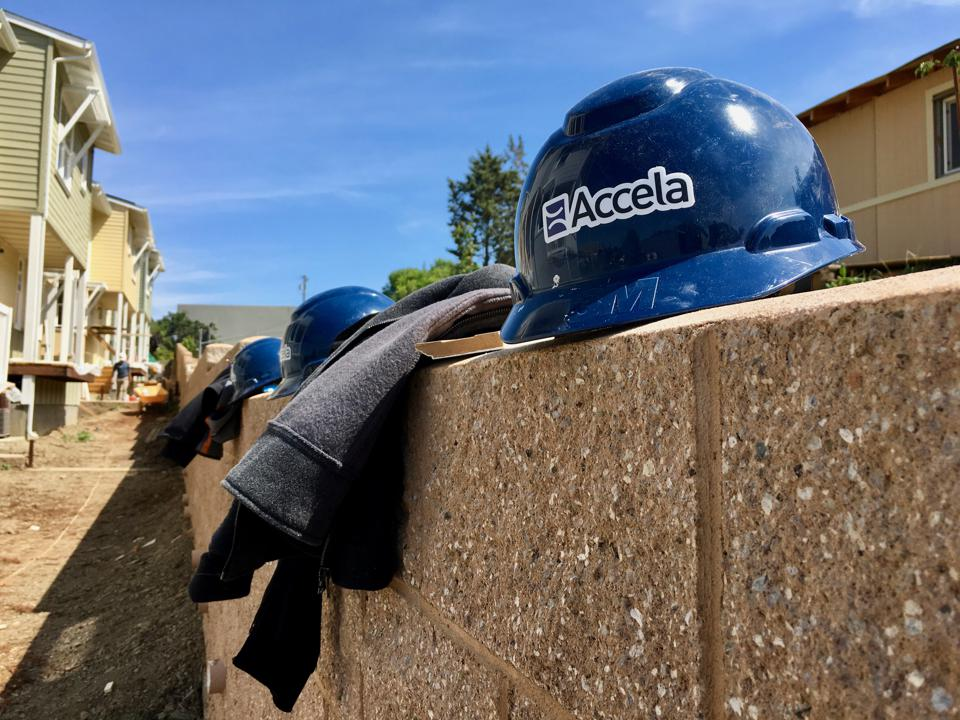 Accela Hard Hat