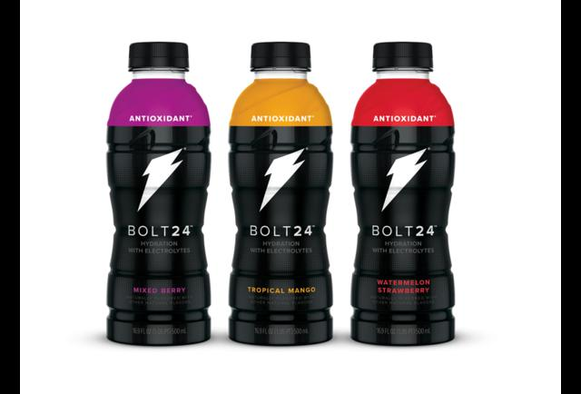 Gatorade Launches BOLT24, A New Product Aimed At Athletes