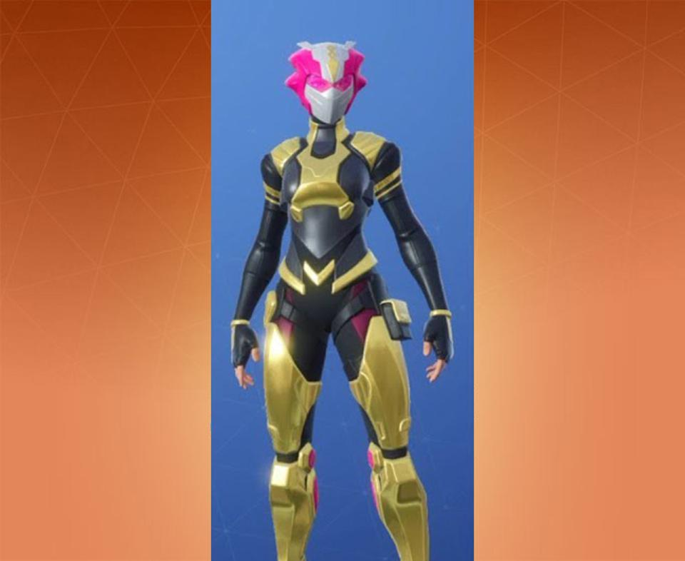 Fortnite Singularity Drift Style Helmet Location Found Somewhere Near Polar Peak Drift is the first unlockable skin in the paid battle pass for season 5. fortnite singularity drift style