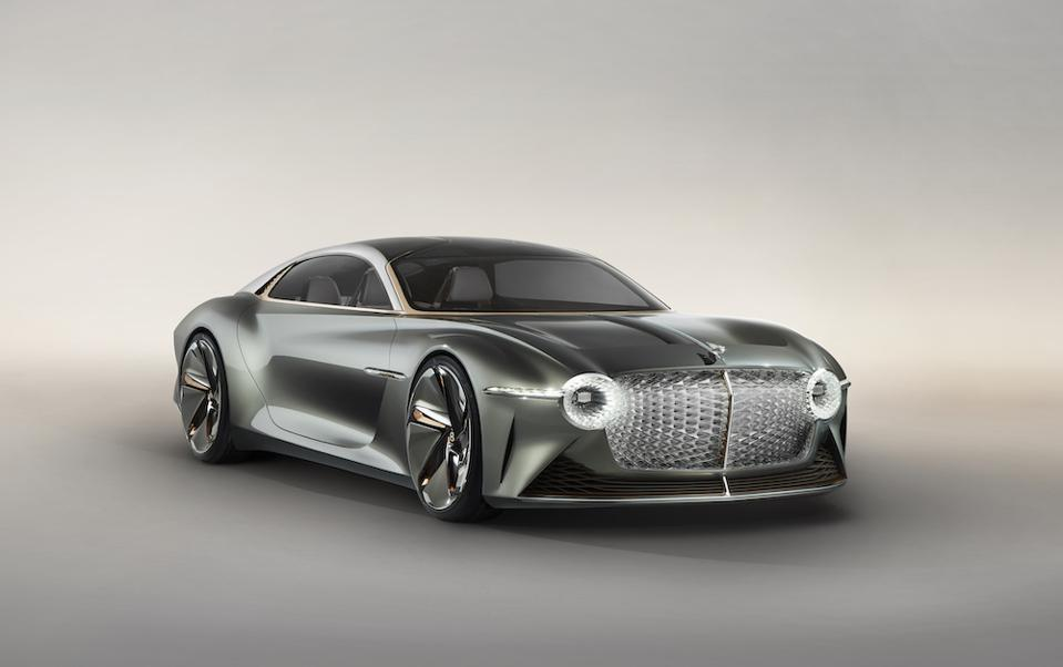 The EXP 100 GT celebrates Bentley at 100 as it looks to the future of the luxury marque