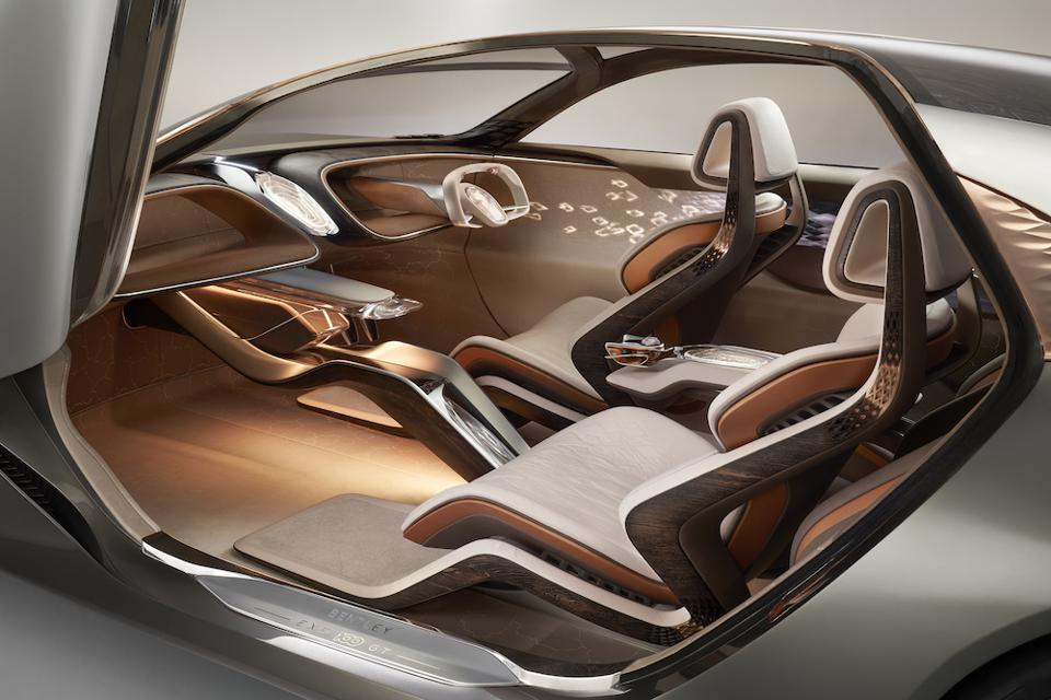 Biometric seat technology adapts to the driver's mode be it driving and autonomous