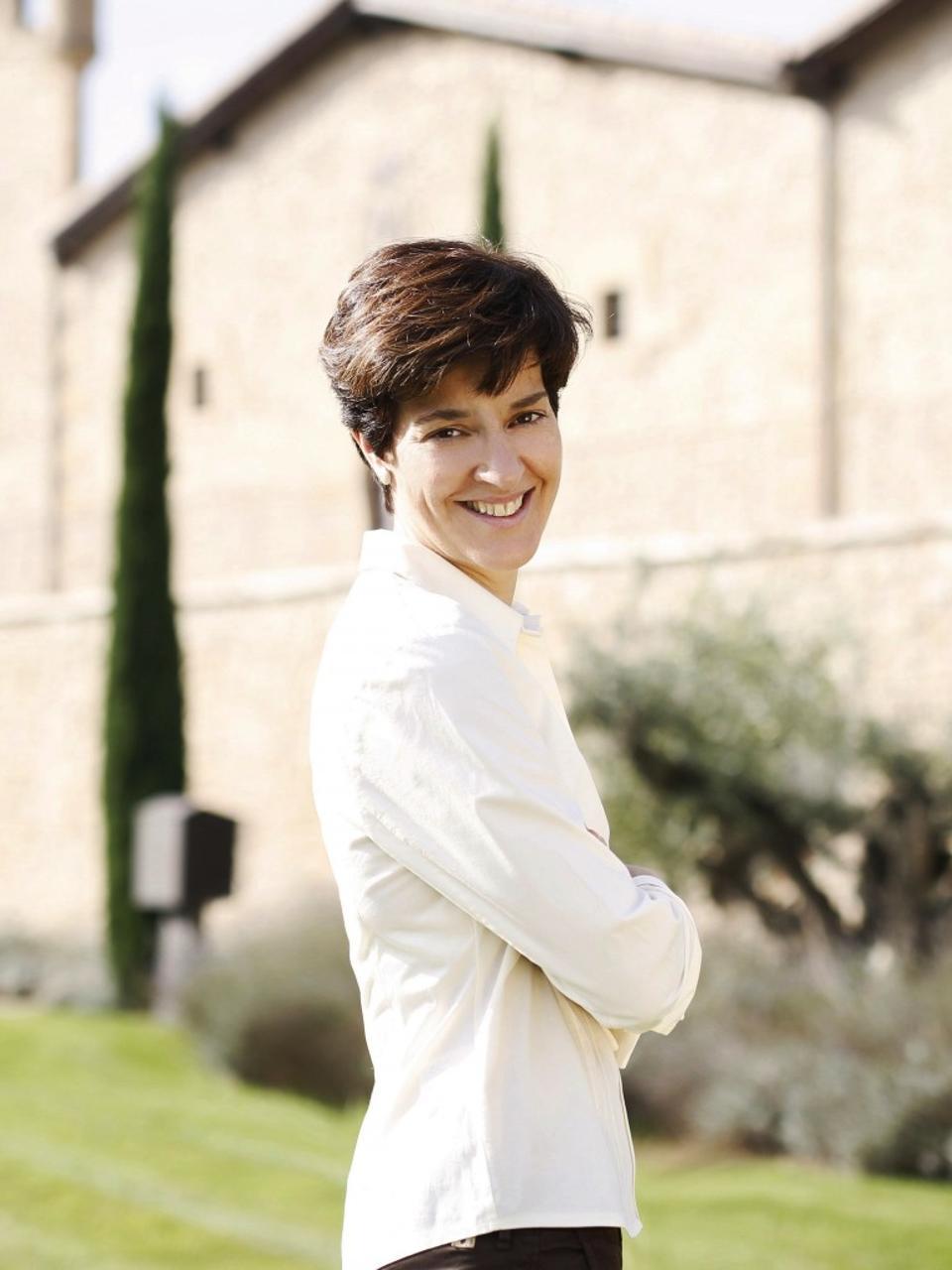 Maria Vargas, Marqués de Murrieta winemaker