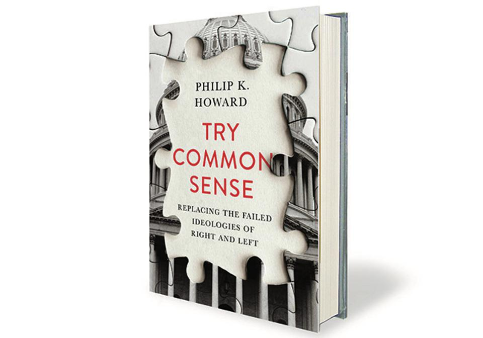 Try Common Sense book jacket