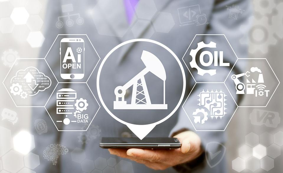 Today's Digital Oil is data