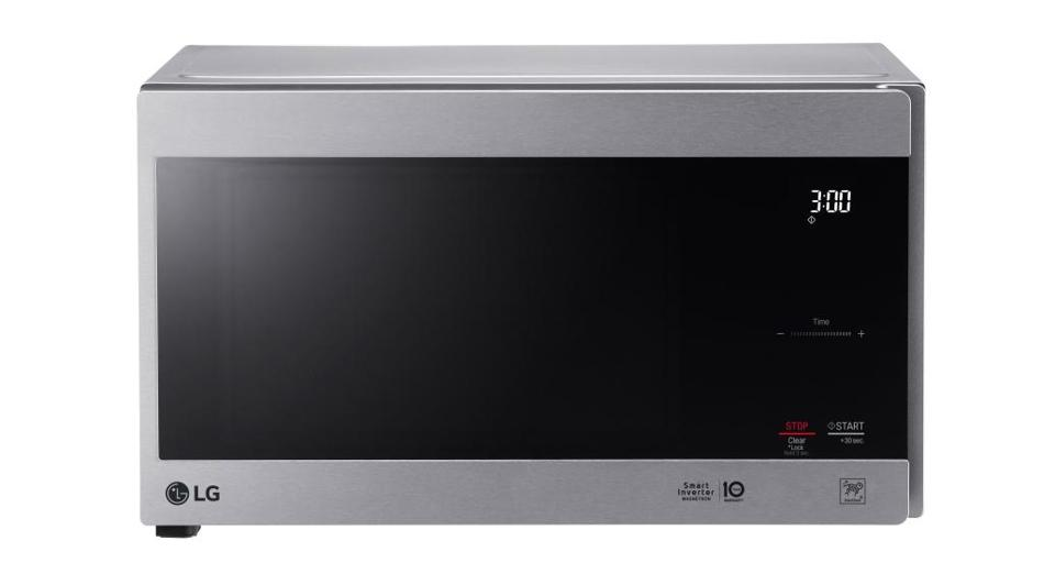 LG LMC0975ST Microwave oven.