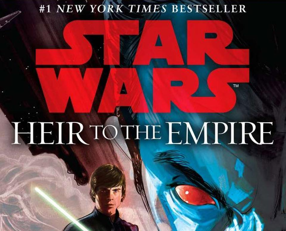 The Best Star Wars Books Of All Time