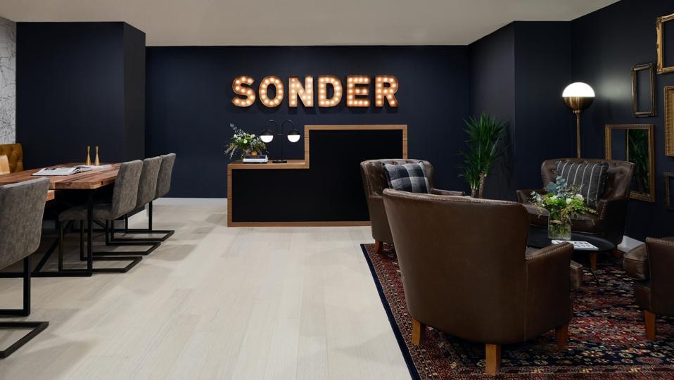 Sonder lobby