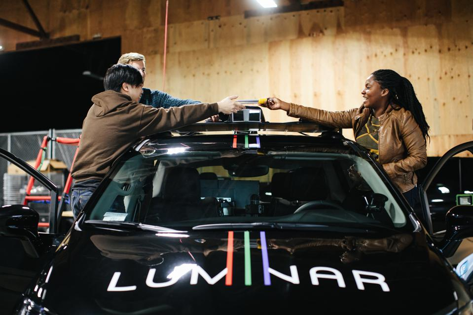 Luminar Lands $100 Million Funding Boost To Ramp Up Lidar For Self-Driving Cars And Trucks