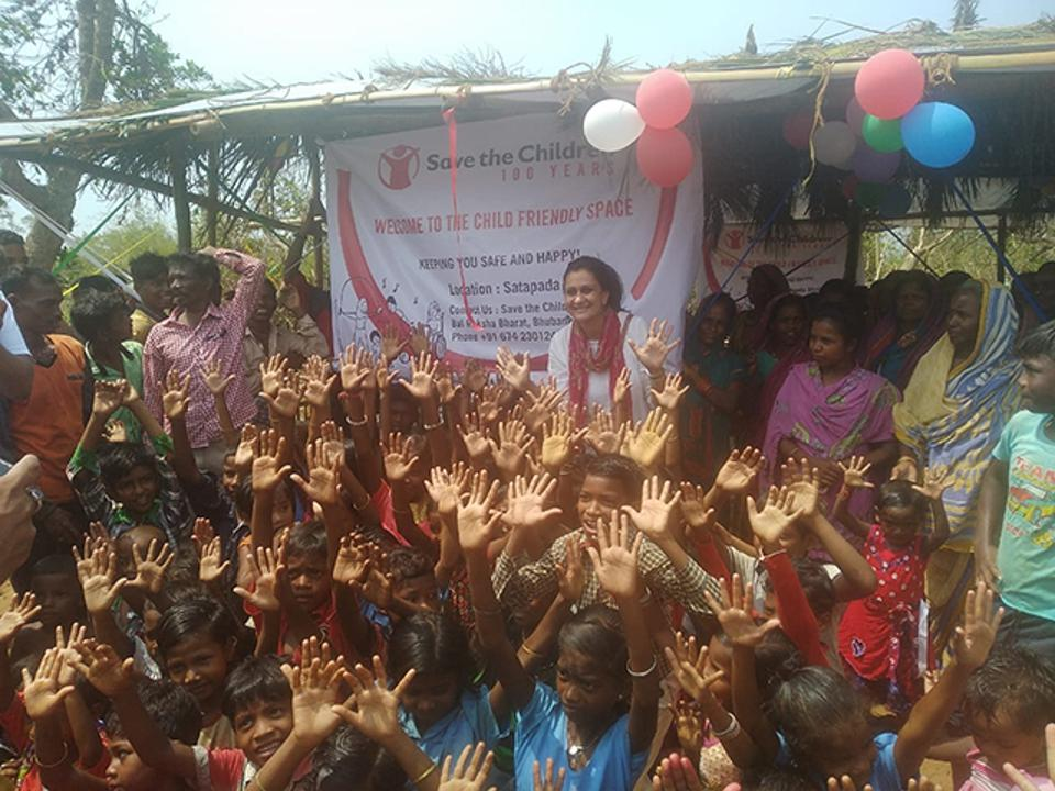 Save the Children | Kinderarbeid
