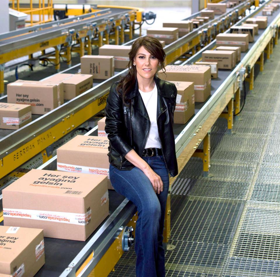 Dogan-Boyner's e-commerce companies like Hepsiburada and Nesine are worth an estimated $2B