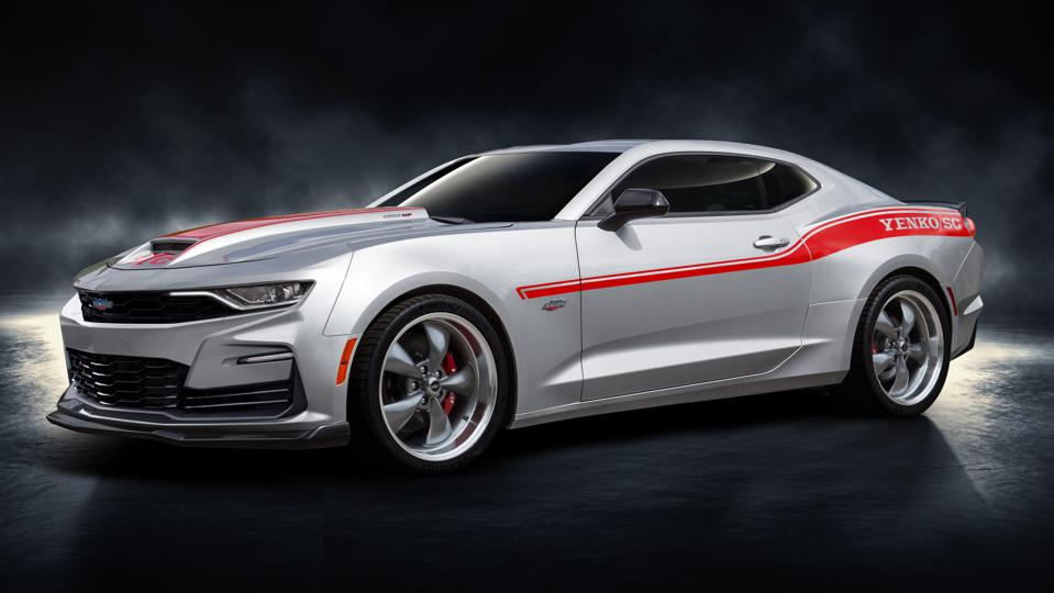 You Can Now Buy A 2020 Camaro With A Whopping 1,000