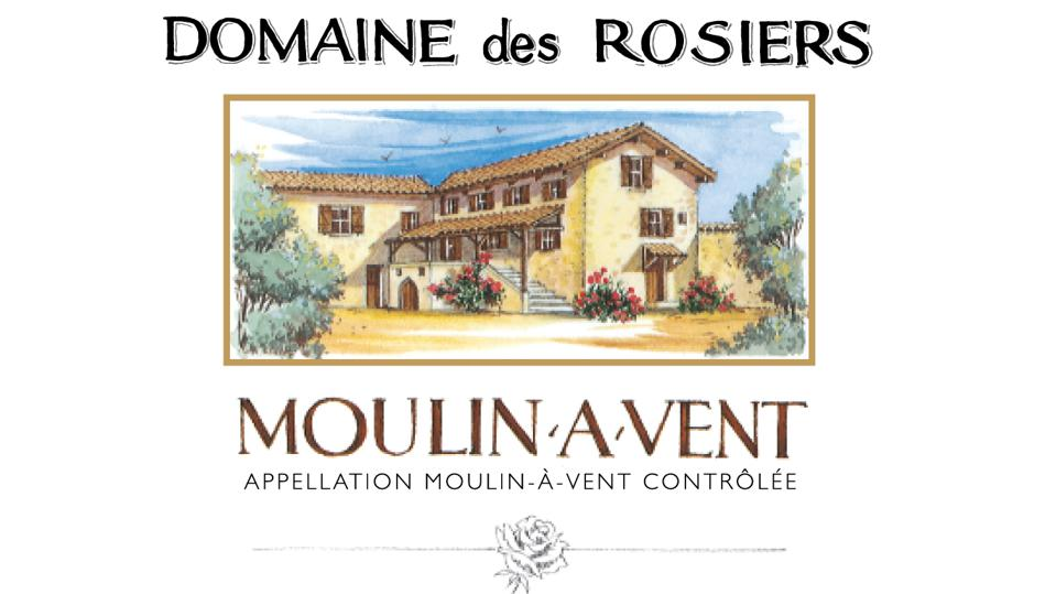 Moulin a Vent Domaine des Rosiers 2015