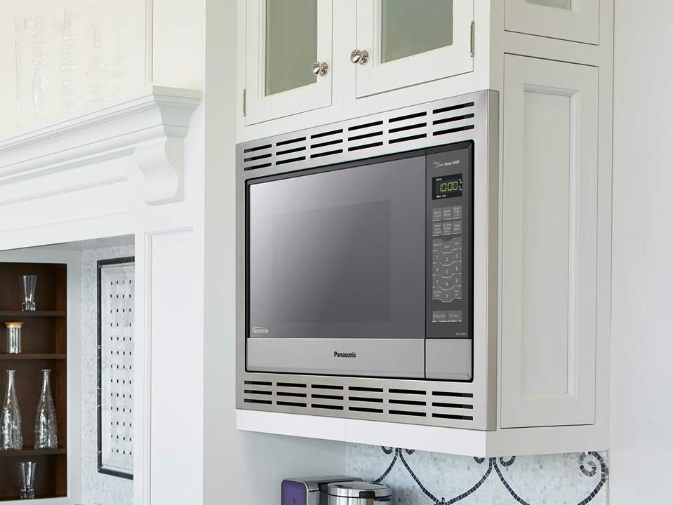 The Best Built In Microwaves