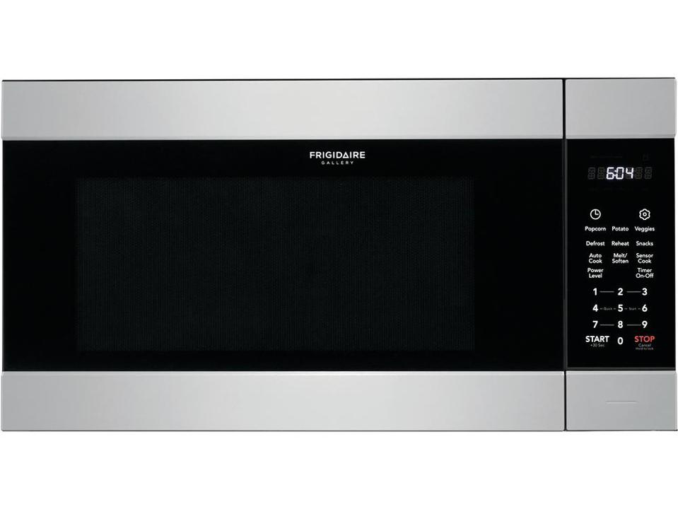 Frigidaire FGMO226NUF 2.2 cu. ft. Built-In Microwave in Stainless Steel
