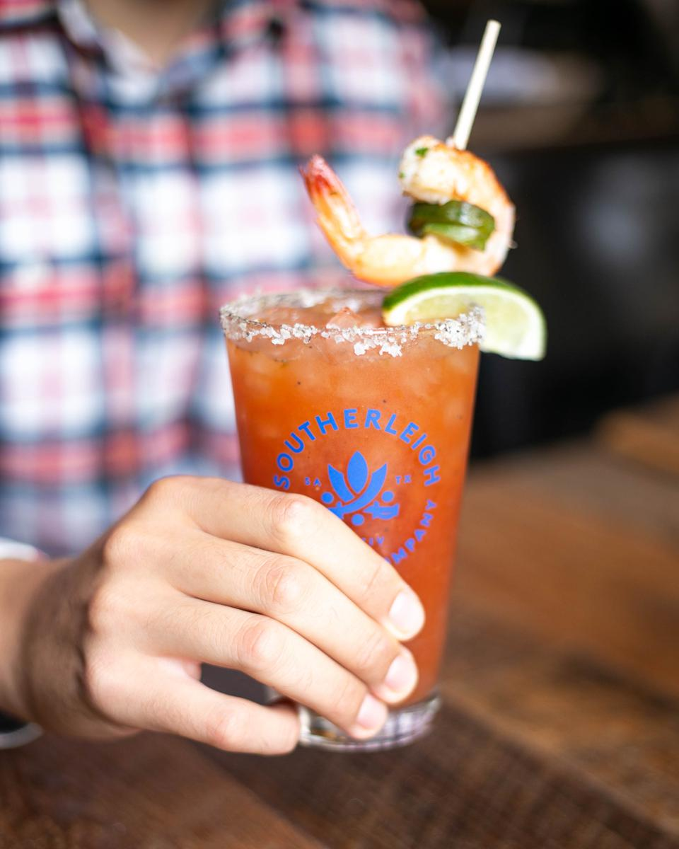 The michelada at Southerleigh
