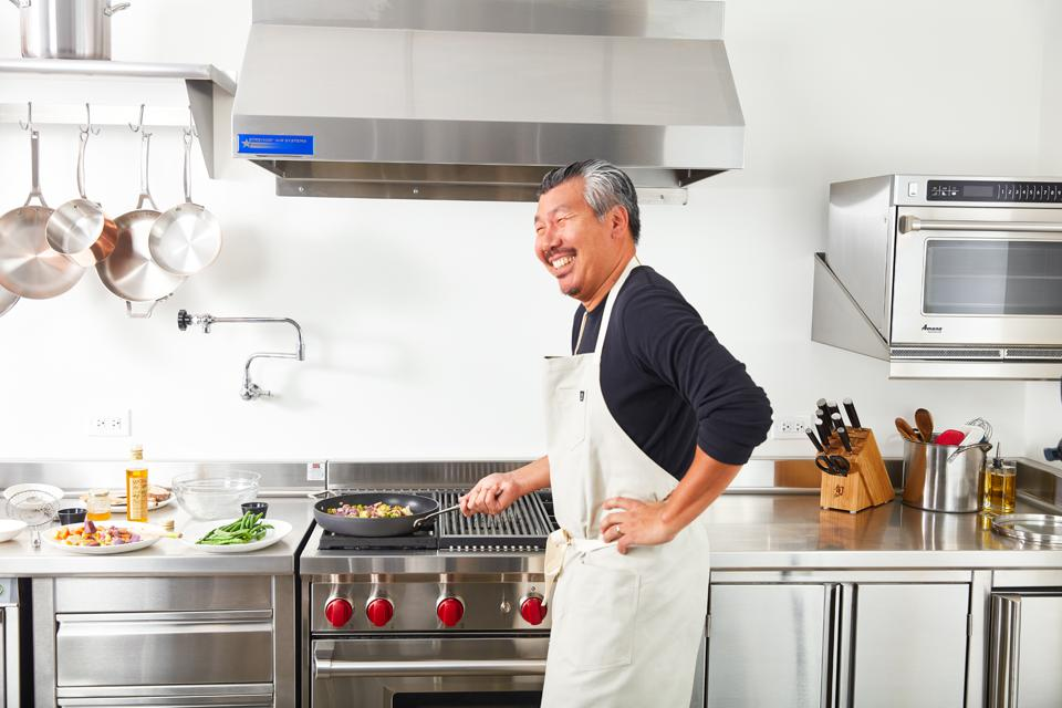 Chicago chef Bill Kim