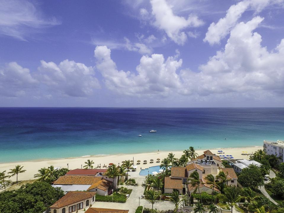 The Frangipani Beach Resort