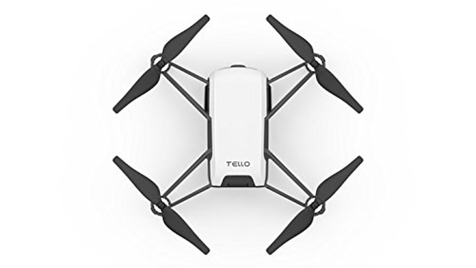 Quadcopter from Tello