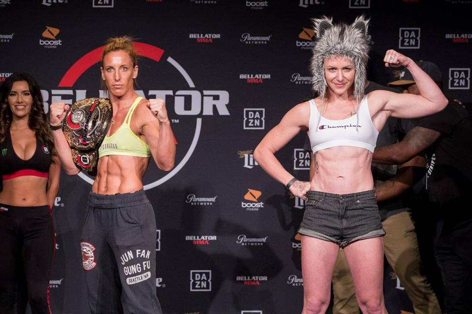 Bellator 224 weigh-in