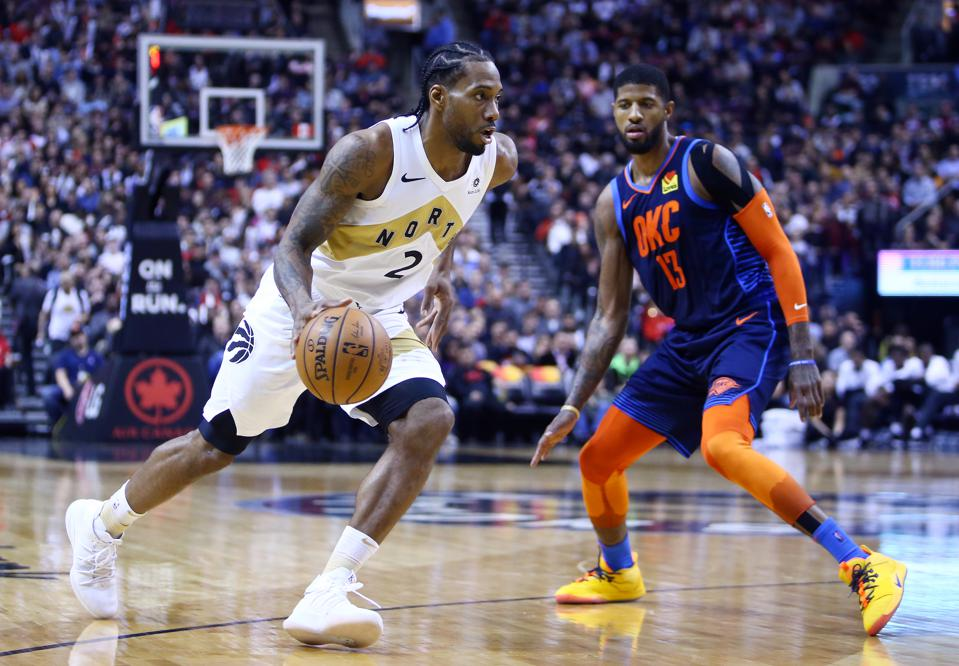 best sneakers 91d46 4ed17 The Clippers' Master Plan Fulfilled: Acquiring Kawhi Leonard ...