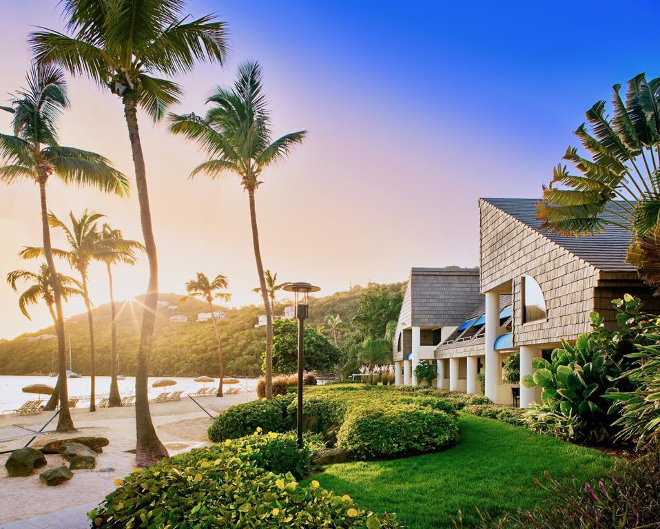 Best Resorts In The U S Virgin Islands