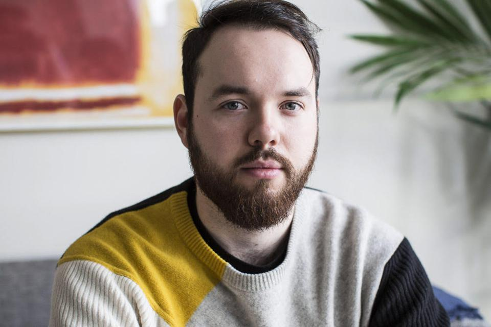 Francis Davidson, CEO and cofounder of Sonder