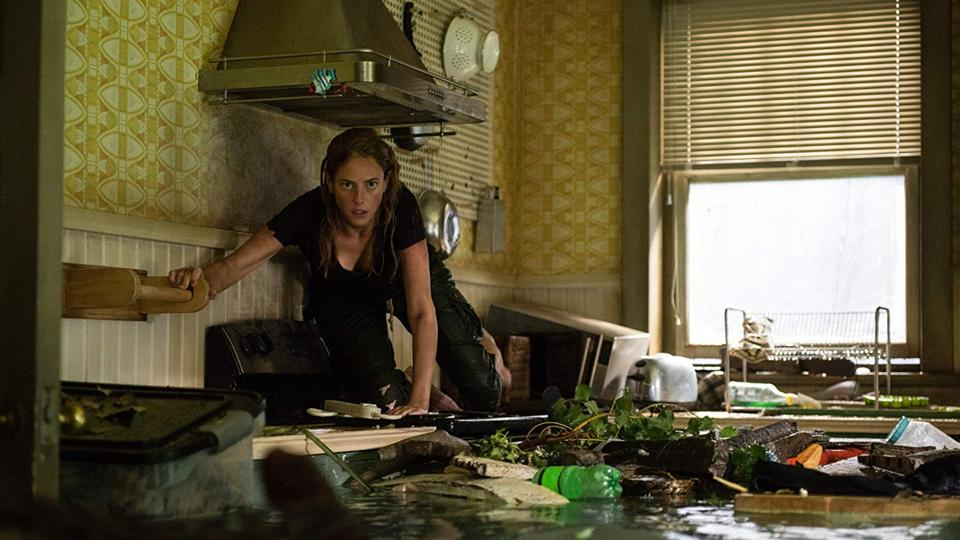 'Crawl' Is The Best 'Not Screened For Film Critics' Movie In Years