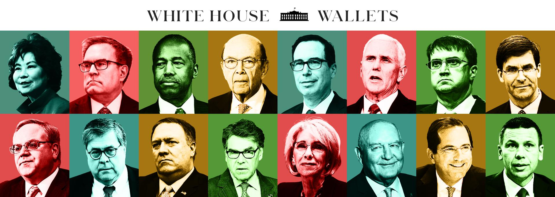 Trump Cabinet Net Worths