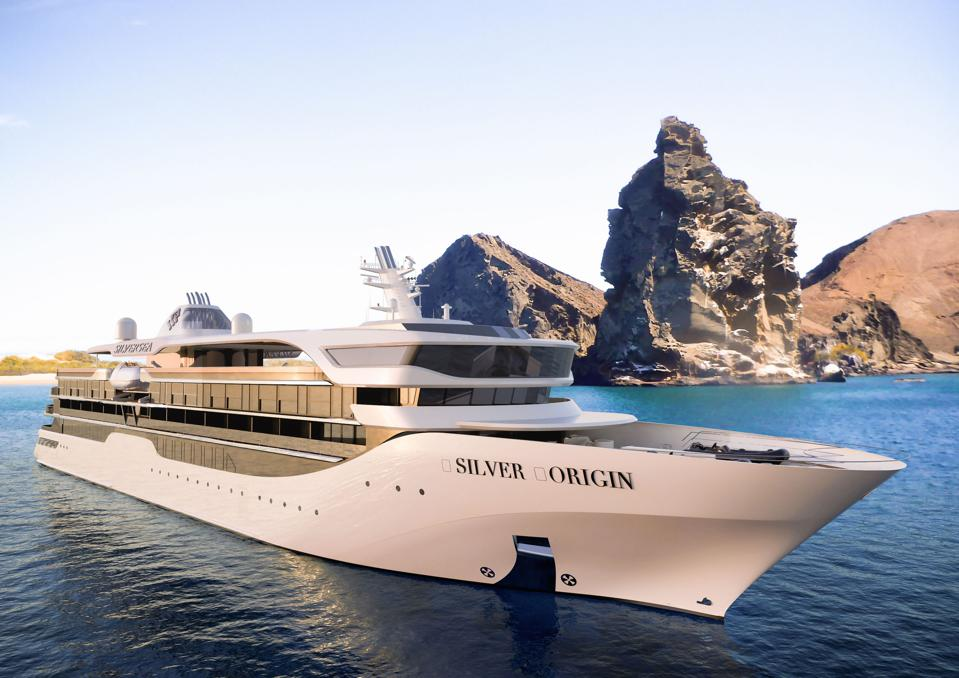 Silversea's Eco-Friendly New Ship, Customized For The Galapagos, Coming In 2020