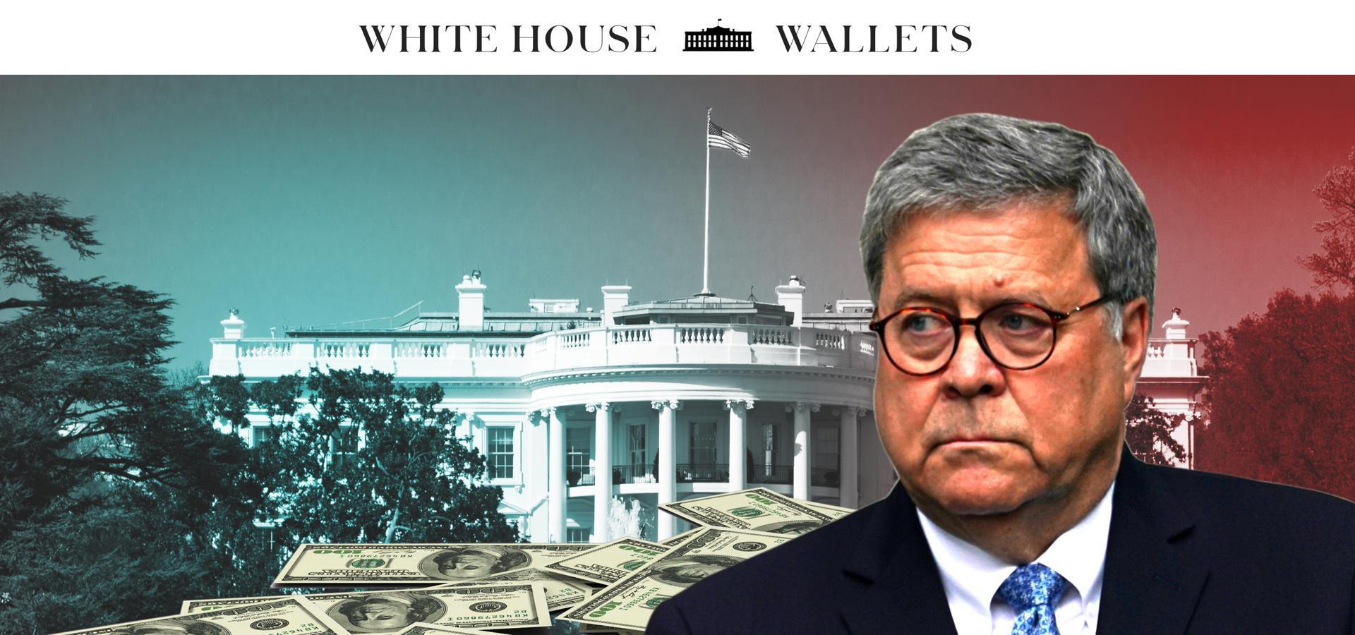 William Barr Net Worth