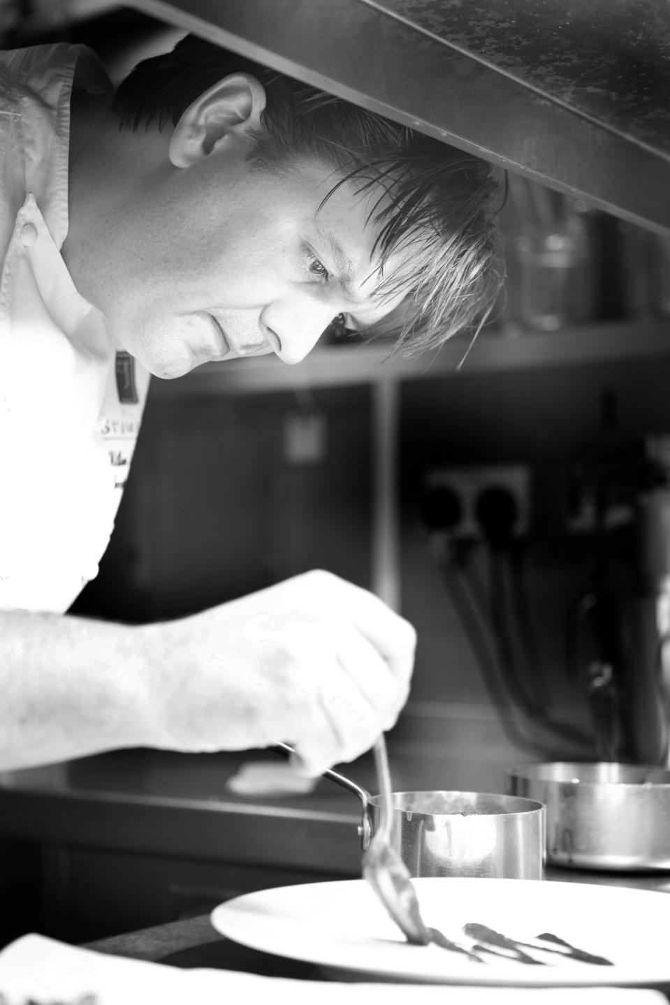 Chef William Drabble