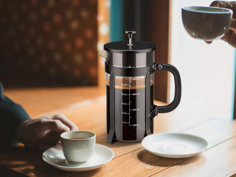Review: Pour-Over Coffee Makers vs. French Press Coffee Makers
