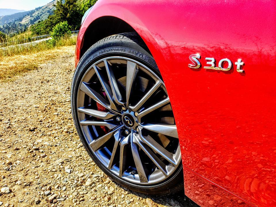 Three Reasons Why The 2019 Infiniti Q50 Red Sport Is A Cool Sedan