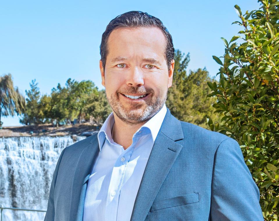 Brian Hawthorne, Wynn Resorts Executive Director of Golf Operations.
