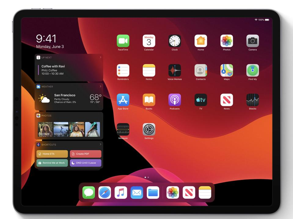 iOS 13 Beta 2 And A Mouse: Testing An iPad Pro 12 9 On iPadOS