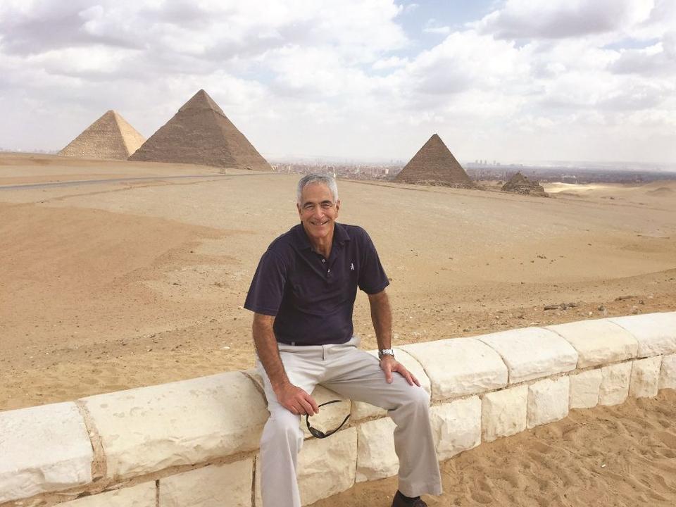 Bruce Epstein, President of Odysseys Unlimited